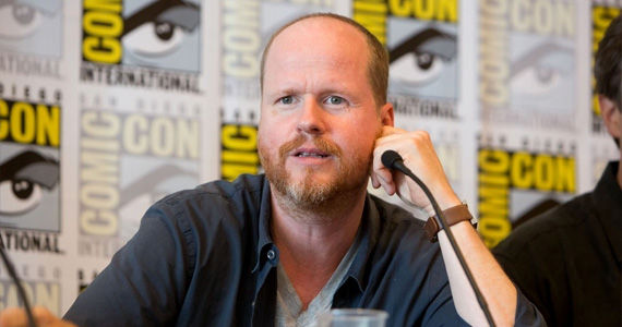 Joss Whedon at San Diego Comic Con