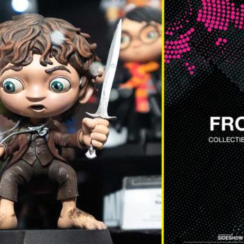 Iron Studios Frodo Collectible Figure
