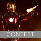 Iron Man Mark VII Maquette Giveaway