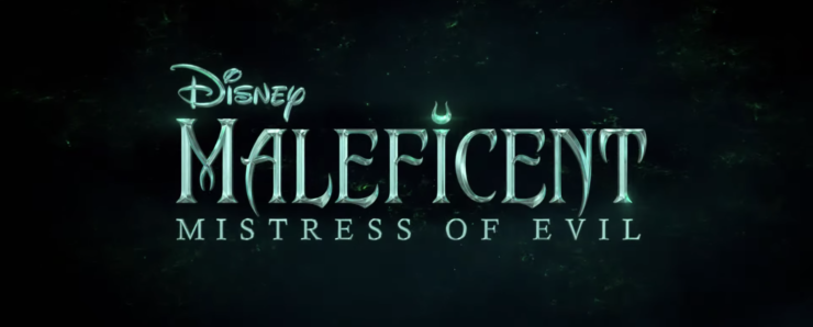 Maleficent: Mistress of Evil Title Placard