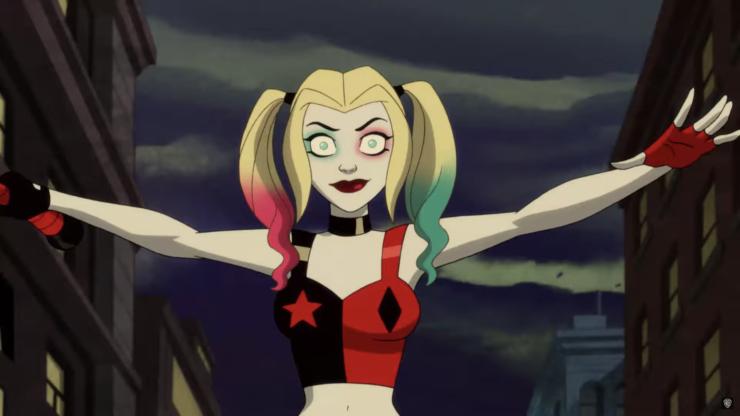 New Harley Quinn Trailer