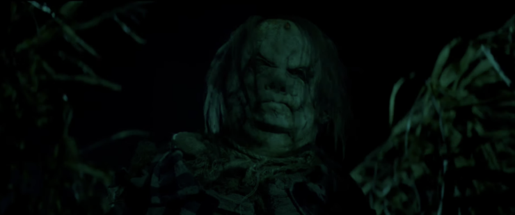 Scarecrow from Scary Stories to Tell In the Dark