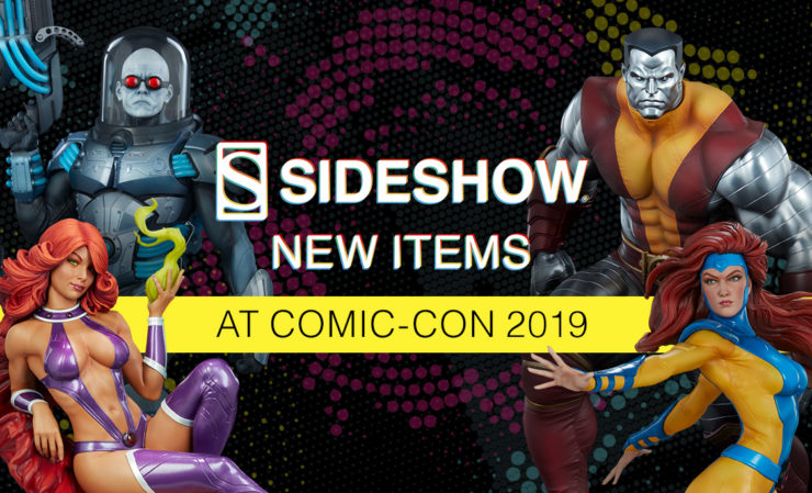 Sideshow's New Collectibles at San Diego Comic-Con 2019!
