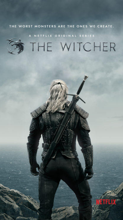 The Witcher Netflix Adaptation Poster