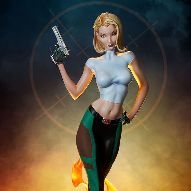 Online Comic-Con Deal: Save on these Danger Girl Collectibles!