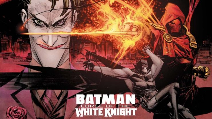 COMIC DISCUSSION: Batman: Curse Of The White Knight #1