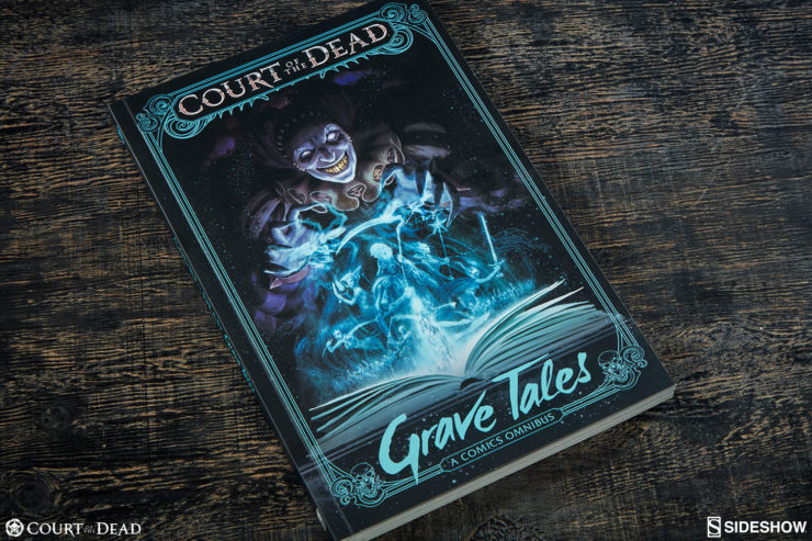 Don't Miss This Online Comic-Con Deal for a Free Grave Tales Omnibus Comic Book!