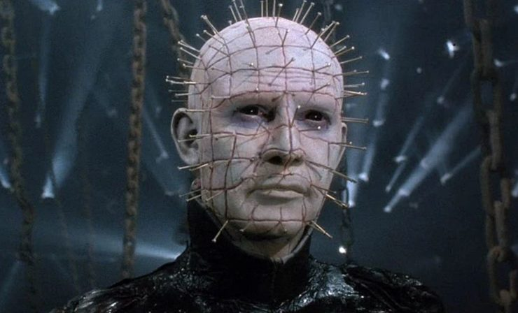 Pinhead- Top 10 Horror Movie Icons