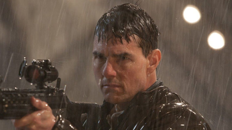 Amazon to make new Jack Reacher series