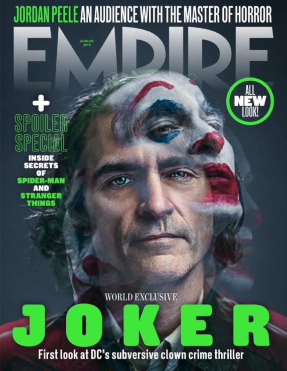 joaquin phoenix joker empire magazine print cover