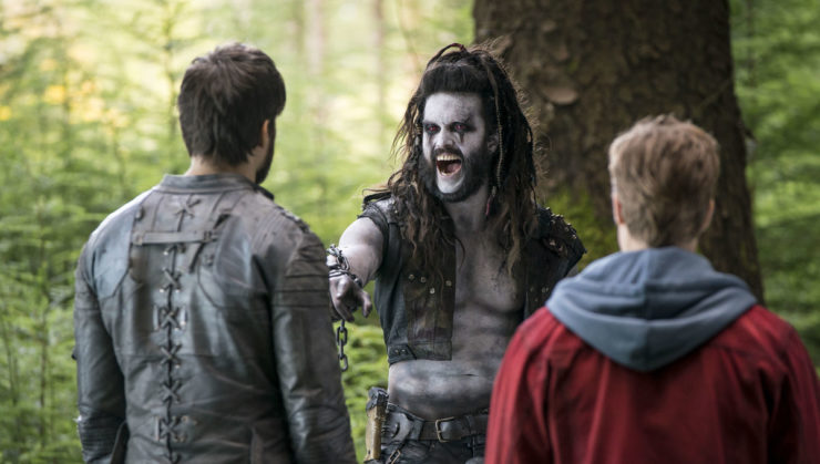 Lobo- Top 10 Anticipated Comic Book TV Shows