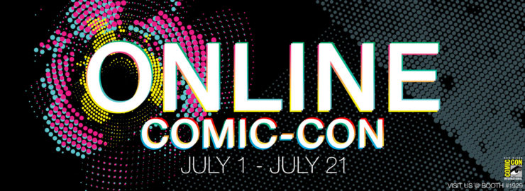 Online Comic Con Announcements
