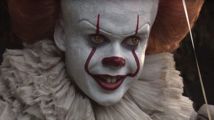 Pennywise- Top 10 Horror Movie Icons