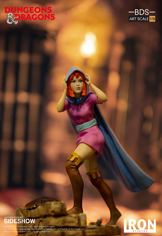 Meet The Heroes From The Dungeons Dragons Tv Series Sideshow Collectibles