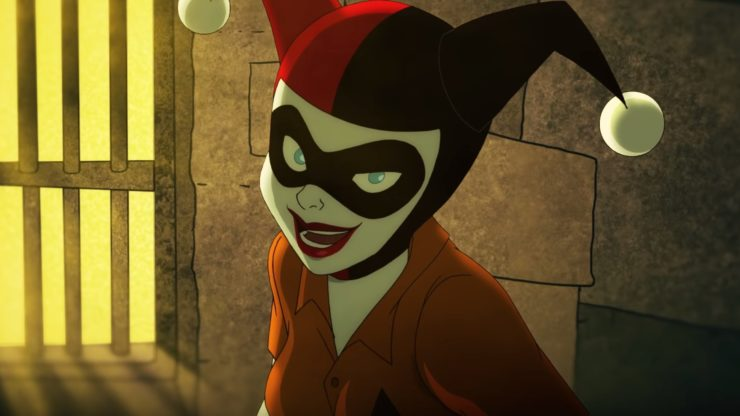 Harley Quinn- Top 10 Anticipated Comic Book TV Shows