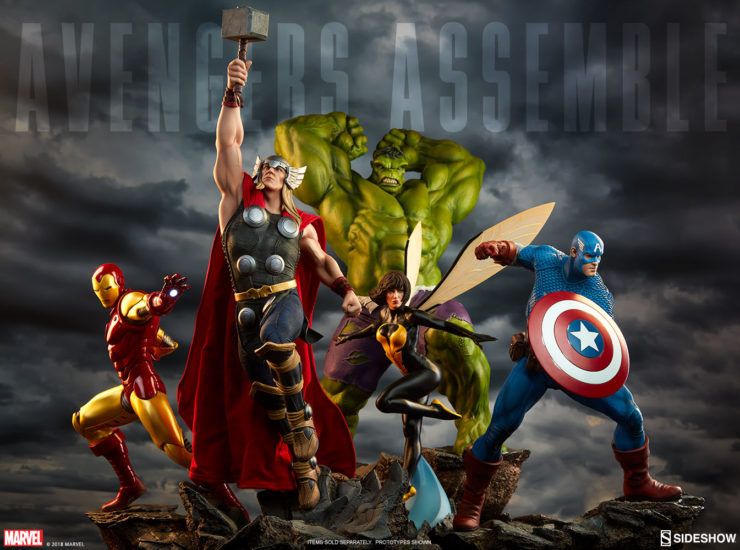 Online Comic-Con Deal: Avengers Assemble!
