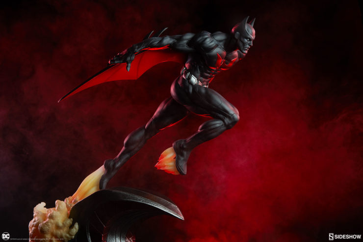 The Batman Beyond Premium Format™ Figure Takes Your DC Comics Collection to the Future