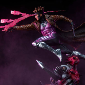 Gambit Maquette Exclusive Edition Profile View facing left