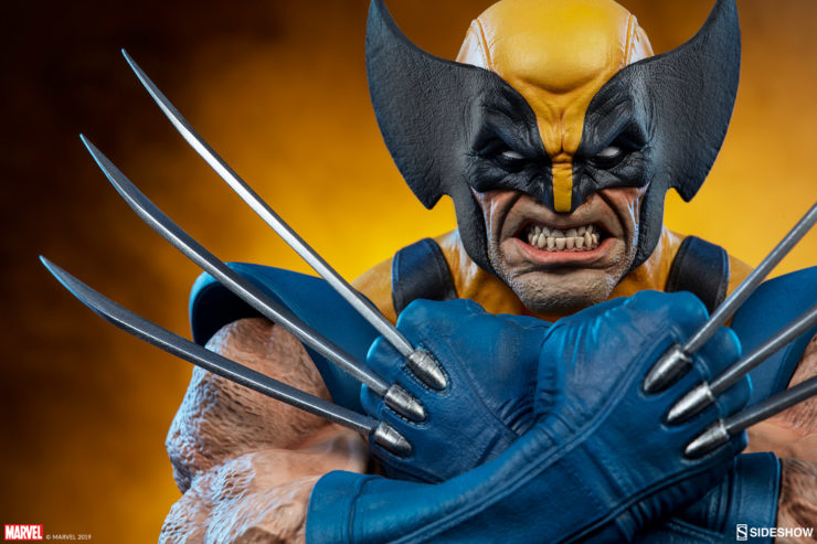 Get Your Claws on the Wolverine Bust, Bub!