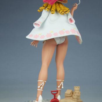 Street Fighter Karin: Season Pass 1:4 Scale Statue Open Lit Turnaround 2