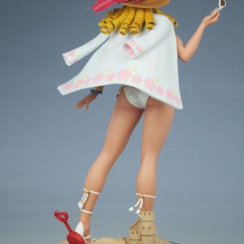 Street Fighter Karin: Season Pass 1:4 Scale Statue Open Lit Turnaround 3