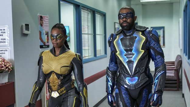 Black Lightning Still