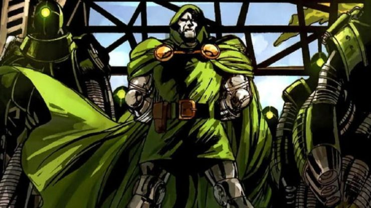 Doctor Doom from Marvel Comics