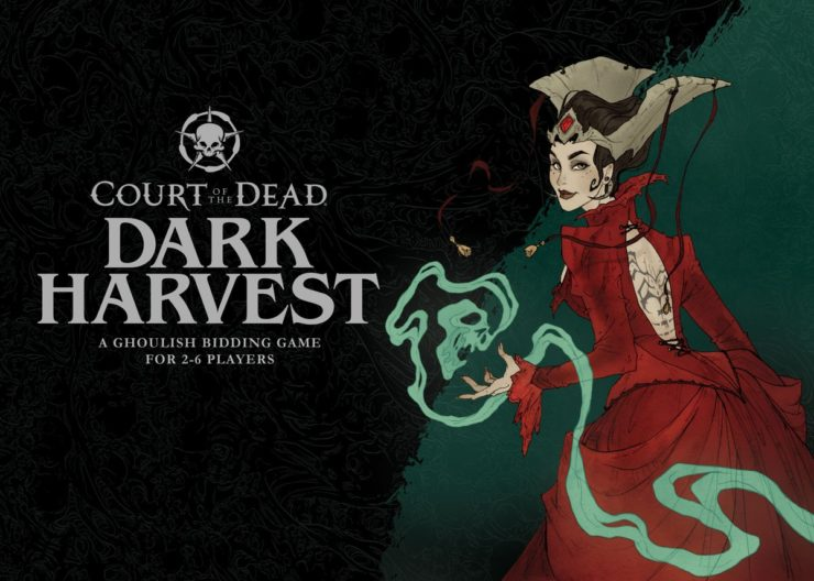 Skybound Entertainment Developing Court of the Dead Tabletop Games
