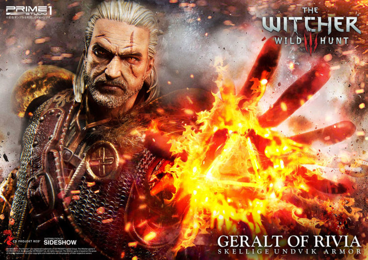 Three Questions about Netflix's The Witcher Series (And Their Answers)
