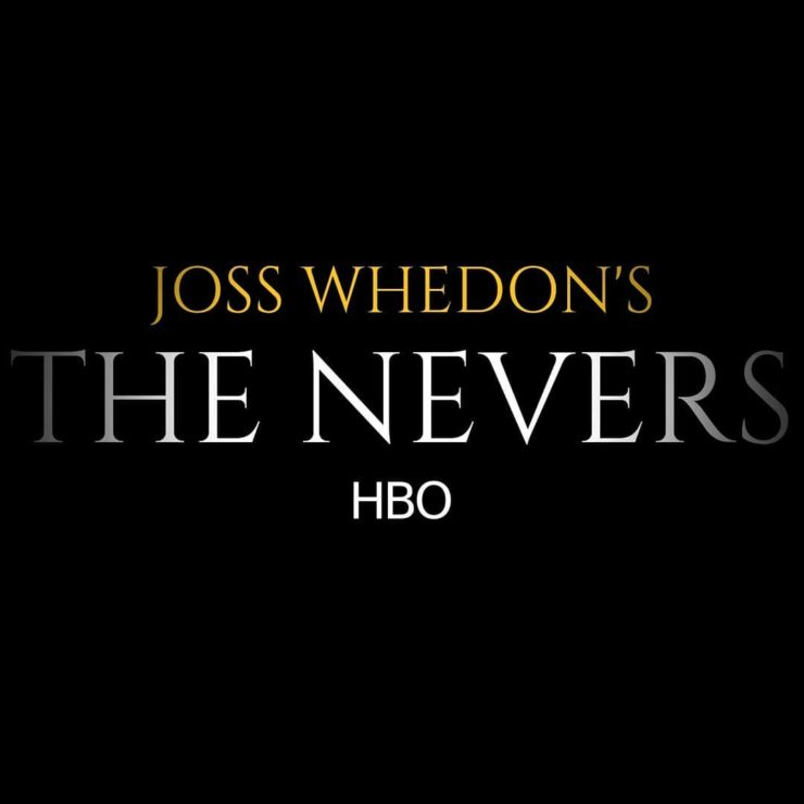 Joss Whedon's The Nevers Title Card