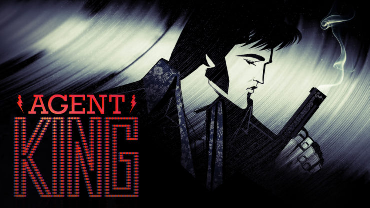 Netflix orders Agent King series about Elvis Presley