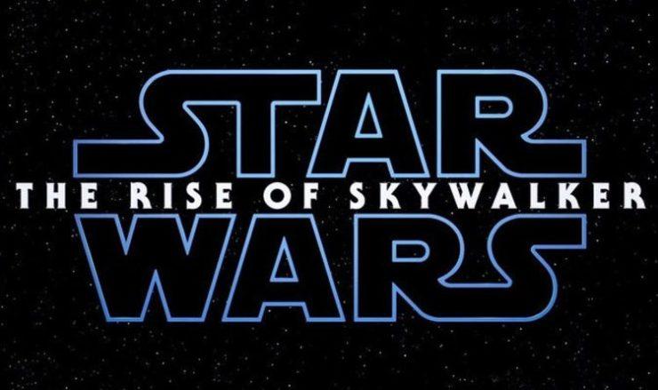 Rise of Skywalker logo