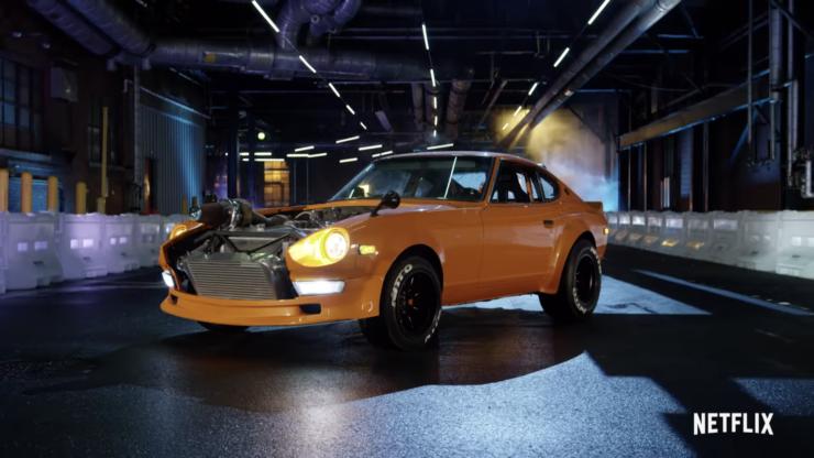 Hyperdrive Custom Car