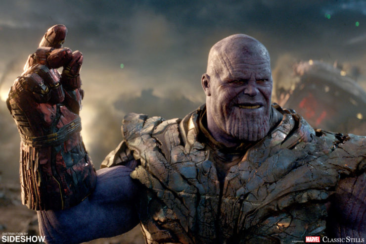 Thanos Throughout Three Timelines: The Origins of The Mad Titan