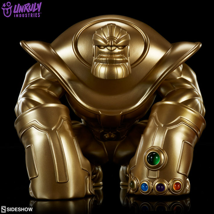 Thanos Giveaway with Unruly's Mad Titan: Gold Edition