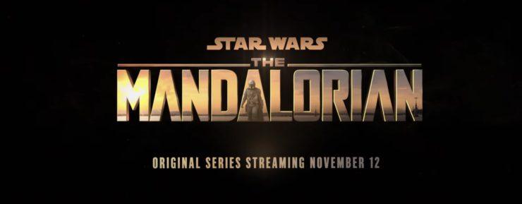 The Mandalorian Title Card