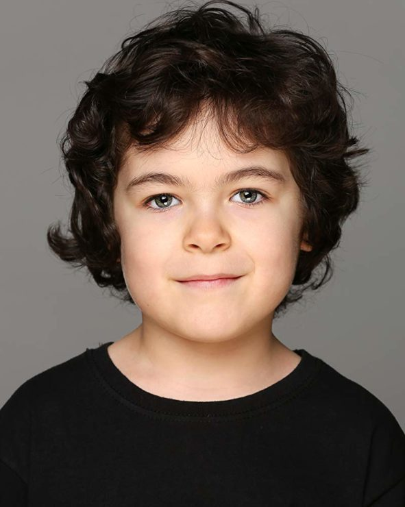 Tristan Ruggeri to Play Young Geralt of Rivia