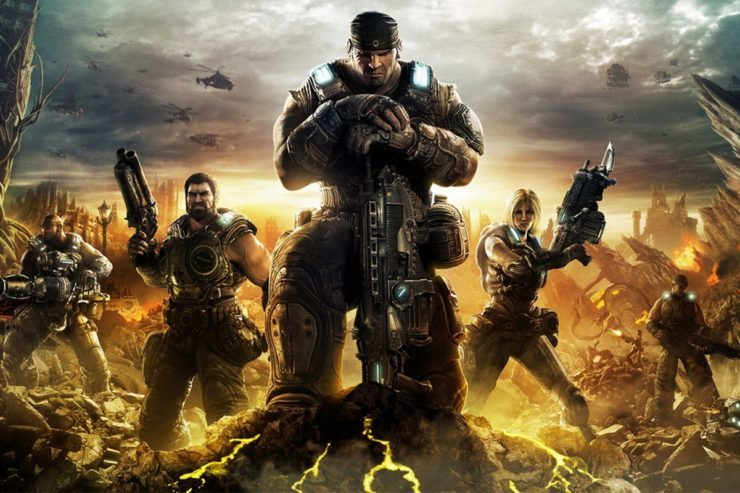7 Iconic Video Games- Gears of War
