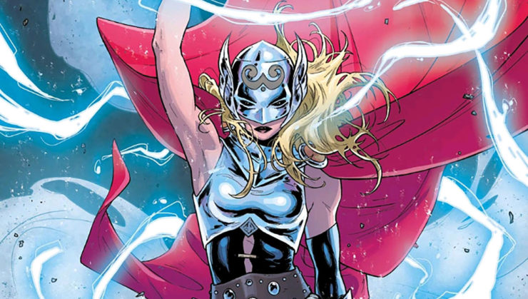 Road to Goddess of Thunder: How Jane Foster Becomes Thor in the Comics