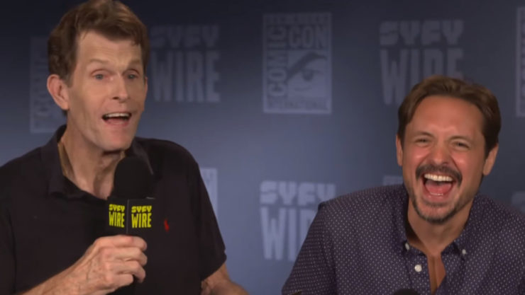 Kevin Conroy to join Crisis on Infinite Earths as Batman