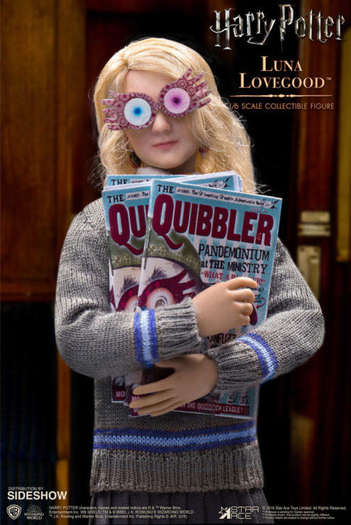 Luna Lovegood Sixth Scale Figure School Uniform from Star Ace Toys