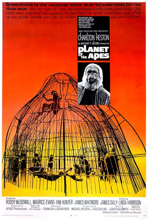 Planet of the Apes- Time Travel Movies for Every Mood