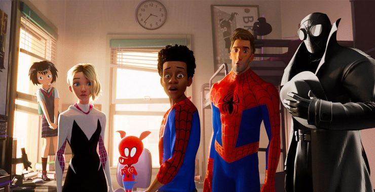 spider-verse tv series