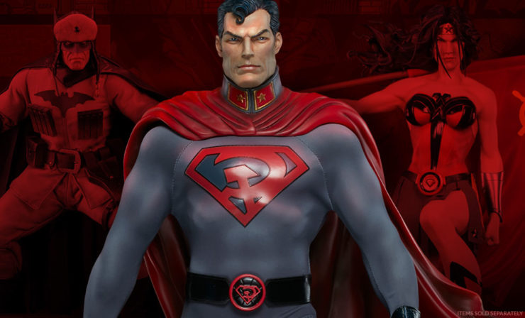 DC Comics Multiverse Superman
