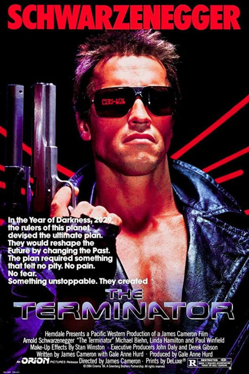The Terminator- Time Travel Movies for Every Mood