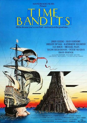 Time Bandits- Time Travel Movies for Every Mood