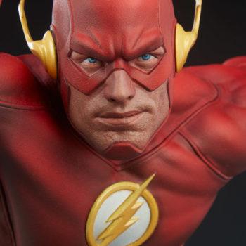 The Flash Premium Format™ Figure Portrait Close-Up 1