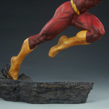 The Flash Premium Format™ Figure Legs and Base View 2