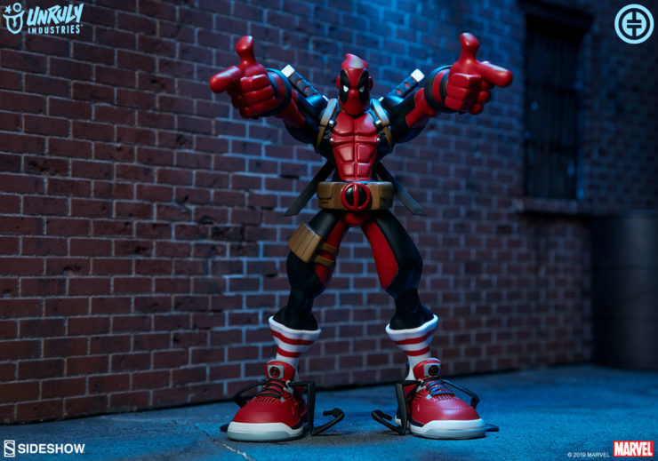Break the Fourth Wall with New Gallery Photos of the Wade Designer Toy by Tracy Tubera