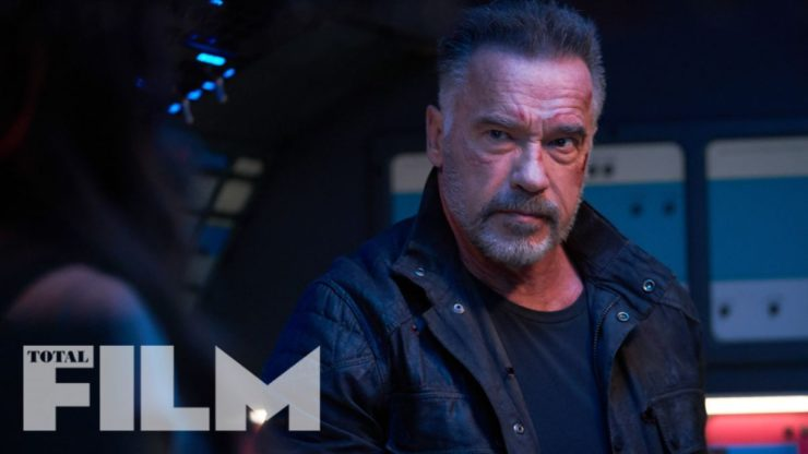 New Photos of The Terminator, Battlestar Galactica Series in the Works, and more!